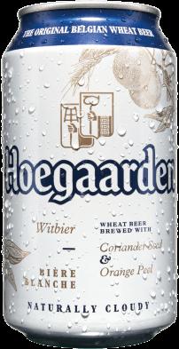 ヒューガルデンホワイト缶